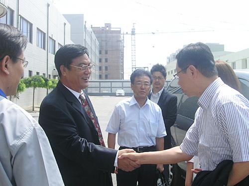 日本坂本公司合作交流